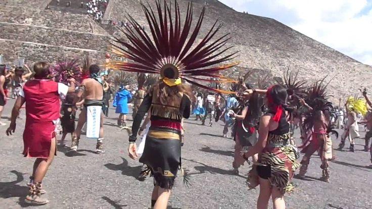 """Danza Prehispanica...a favor de nuestra """"Madre Tierra"""""""