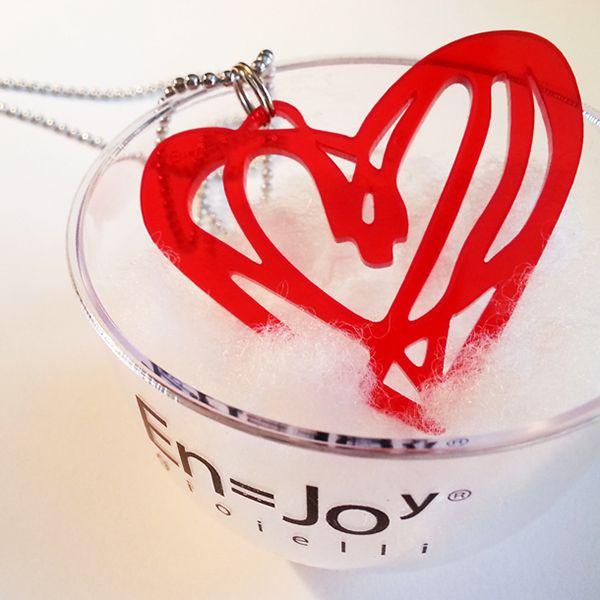 #cuore @enjoygioielli  #Enjoy #gioielli http://omaventiquaranta.blogspot.it/2014/12/fabrizia-petrillo-e-federica-massi.html