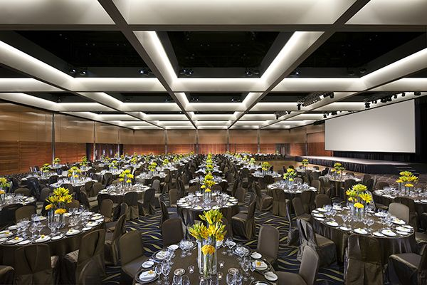 Grand Ballroom Crown Perth