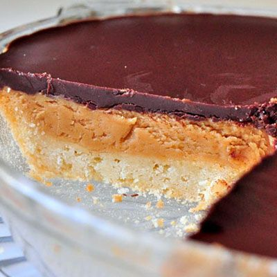 Peanut Butter Pie with sugar cookie crust. Tastes like a reeses on top of a sugar cookie.: Chocolate Chips, Pretty Tough, Cookie Dough, Butter Pie, Peanut Butter, Sugar Cookie, Top