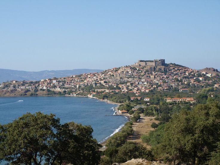 Κάστρο Μήθυμνας, 1204-1287