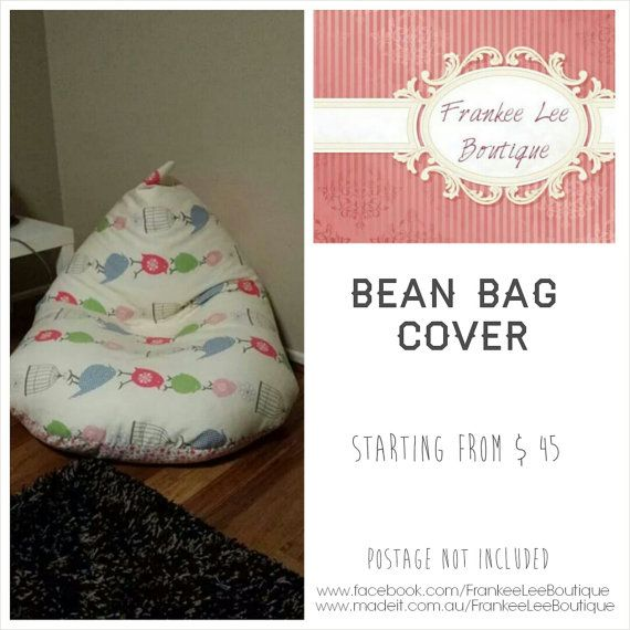 Hey, I found this really awesome Etsy listing at https://www.etsy.com/listing/212077680/custom-made-bean-bag-cover