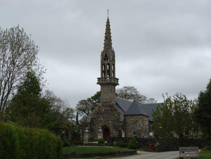 Chateaulin, Bretagne, France