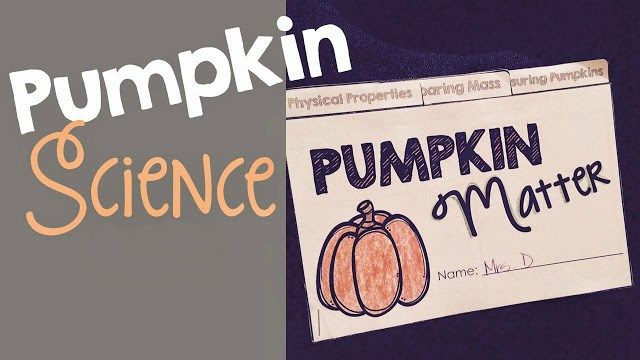 October STEM Fun…A Look at Pumpkin Science Stations