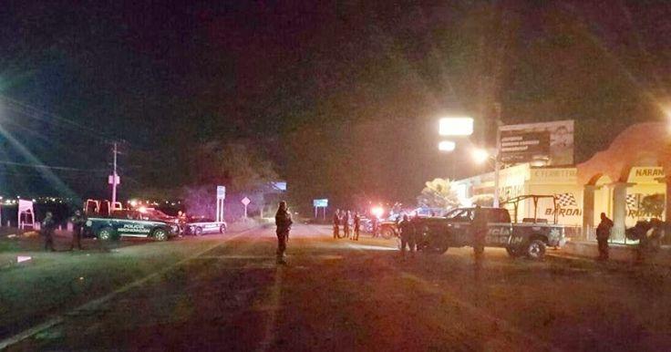 La agresión fue perpetrada por sujetos a bordo de varios vehículos, que realizaron detonaciones de arma de fuego contra las instalaciones de la Policía Municipal; el personal policial repelió la ...