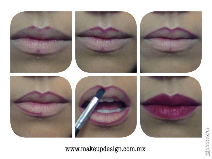 Maquillaje de labios maquillistas profesionales