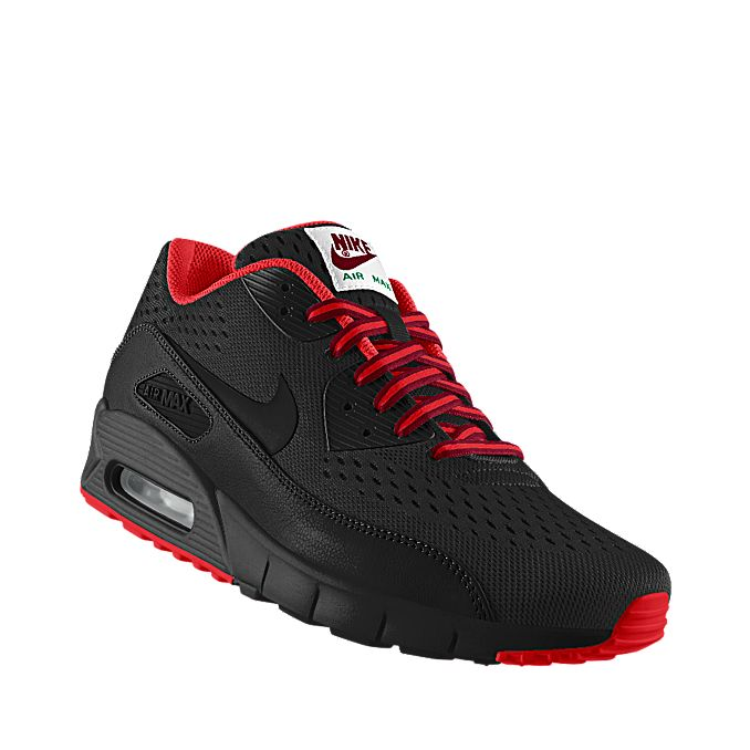 separation shoes 3e72f 857b7 ... Hyperfuse  Independence Day  Red (by blackbi1rd)  Custom GB Nike Air  Max 90 EM (Portugal) iD Shoe