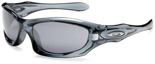 Oakley Men's Monster Dog Iridium Sunglasses