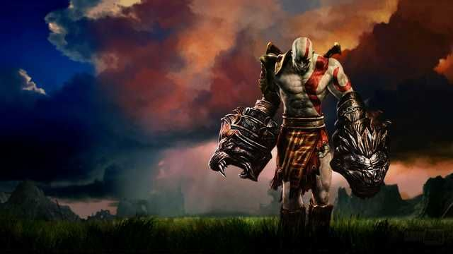 Imgur Post Imgur God Of War Kratos God Of War Wallpaper