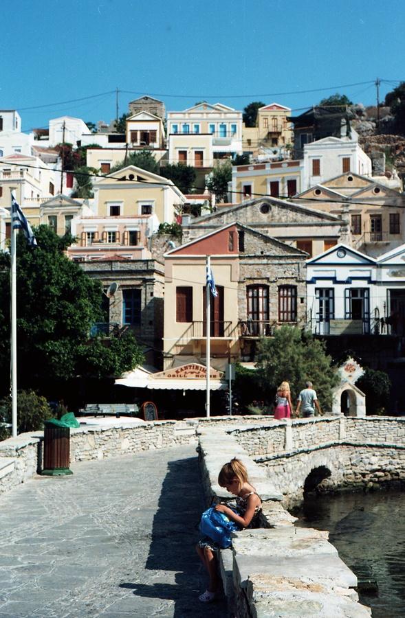 Symi, Dodecanese Island, South Agean, Greece
