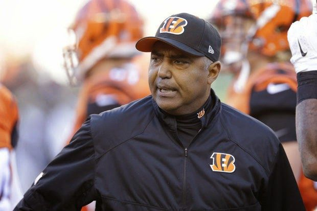 the other paper: Bengals coach Marvin Lewis calls Johnny Manziel 'a...