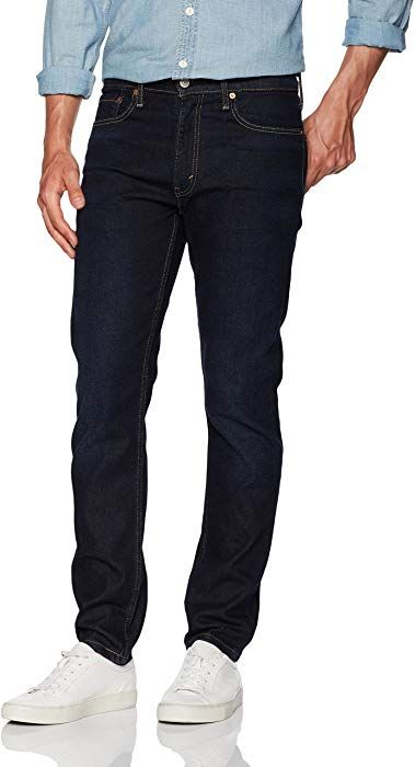 14852a9f Levi's Men's 512 Slim Taper Fit Jean, Blue Heart-Stretch, 31 30 at Amazon  Men's Clothing store: