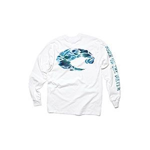 Costa Del Mar Born on the Water Long Sleeve T-Shirt 28.99