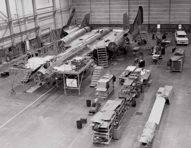 The SR-71 Blackbird is, without a doubt, the most advanced airplane ever built in relation to the technology available at the time. It broke all aviation records, it flew incredible missions, and it became the stuff of legend. Lockheed Martin published its history in this collection of high resolution scans of old photos.