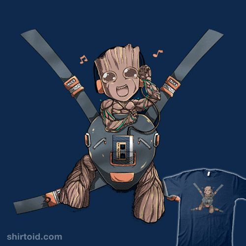 Groot Carrier #coinboxtees #comic #comics #film #groot #guardiansofthegalaxy #movie #scifi