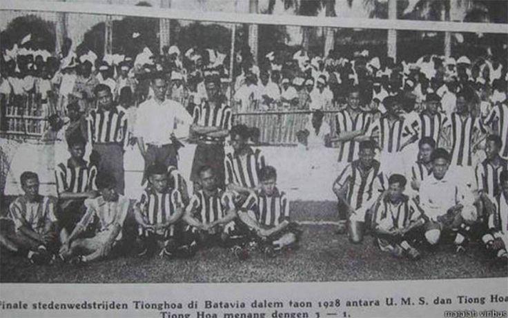 Munculnya Klub-klub (Perintis) Sepakbola Nusantara di Surabaya