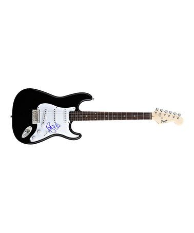Love this Roger Waters Autographed Fender Squier Guitar on #zulily! #zulilyfinds
