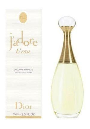 Zapach damski Christian Dior j'adore L'eau woda toaletowa75