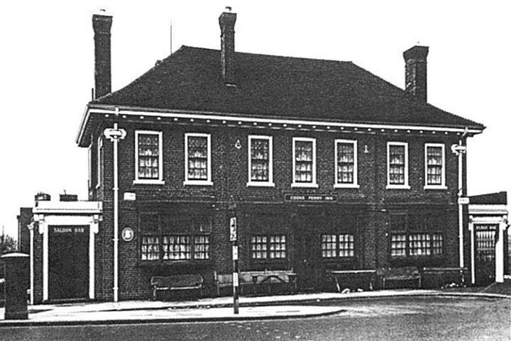 The Cooks Ferry Inn, Angel Road