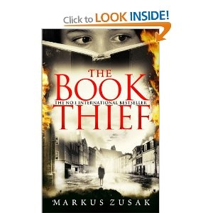The Book Thief - enormously wonderful reading