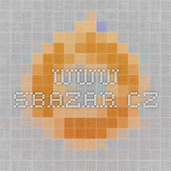 www.sbazar.cz