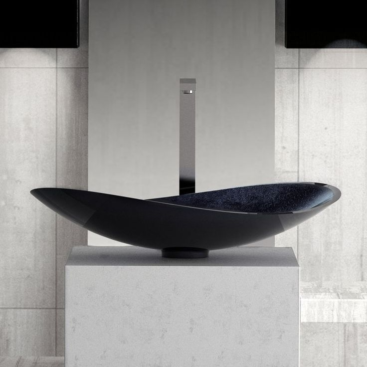 Milano Vessel Bathroom Sink