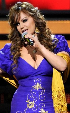 Jenni Rivera love this blue on her