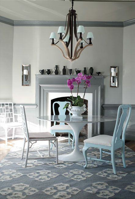 42 best dining room color samples! images on pinterest | dining