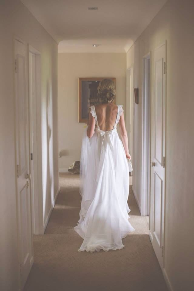 Anna Campbell made to measure bridal