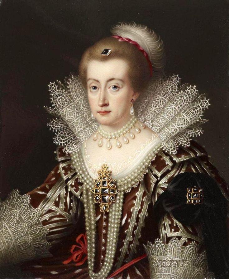 Супруга James I - Anne of Denmark (1574-1619)