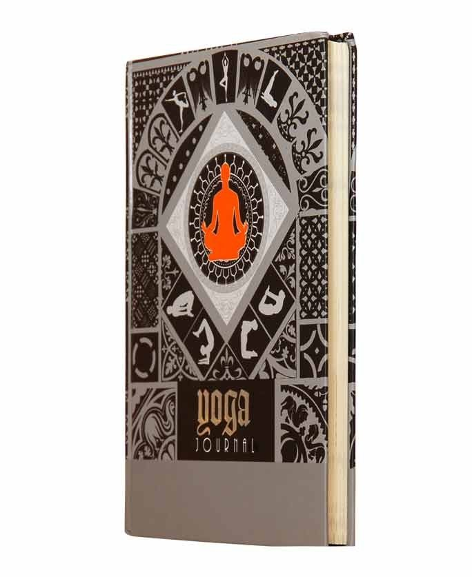 Hard bound, yet provides a soft take on #Yoga. Go for this serene offer of 15% off on Yoga Journal from Nightingale #Paper Products, under deal of the month offer.