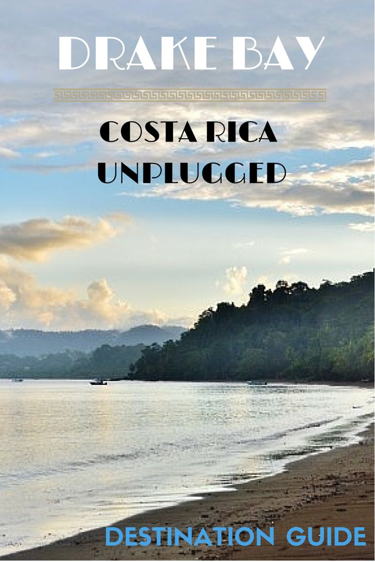Discover the best of Drake Bay, Costa Rica. Tips on exploring Corcovado National Park, getting to Drake, hotel recommendations, and more. http://www.twoweeksincostarica.com/drake-bay-costa-rica/ #CostaRica