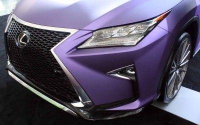 Gallery: Modified Lexus Vehicles on Display at LA Auto Show | Lexus Enthusiast