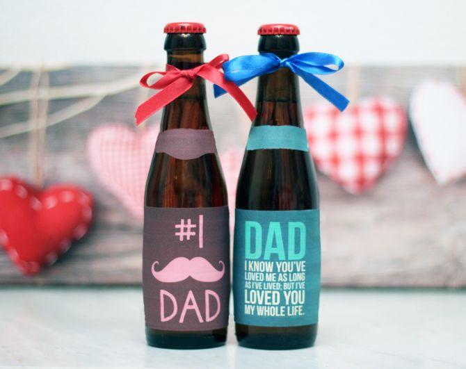 DIY | last minute vaderdag cadeautje