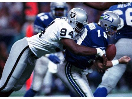 LOS ANGELES (AP) — Former Raiders defensive end Anthony Wayne Smith was found guilty Thursday of murdering three men, including two whose faces appeared to have been branded with a hot iron. A Los ...