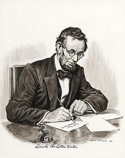30 Day Journaling Lincoln