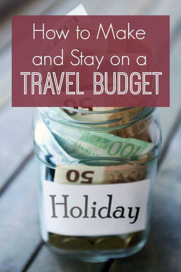 Planning your trip finances will go a long way to ensuring happy and worry-free holiday. How to make and stay on a travel budget. | thetravellingmom.ca