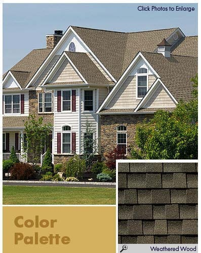 Best Weathered Wood Shingle I Like This Roof Exteriors 400 x 300