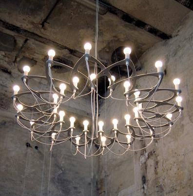 Bloom Holland Ornametrica Chandelier 16 Lamps On BigBrands