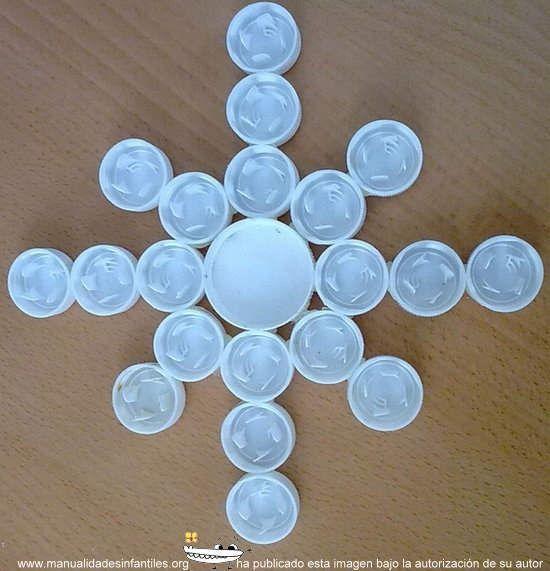 Résultats de recherche d'images pour «Reciclaje de tapas de botellas de plástico (Rostro de Jesús) - bottle caps»