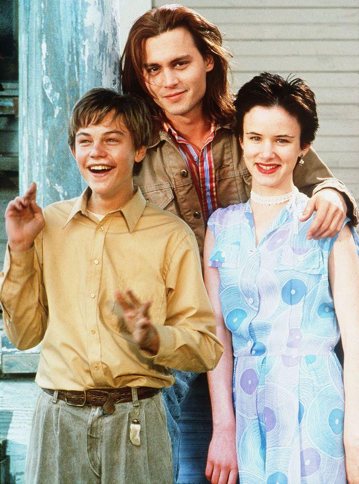 "Johnny Depp Talks 'What's Eating Gilbert Grape' Filming With Leonardo DiCaprio: ""I Tortured Him"""