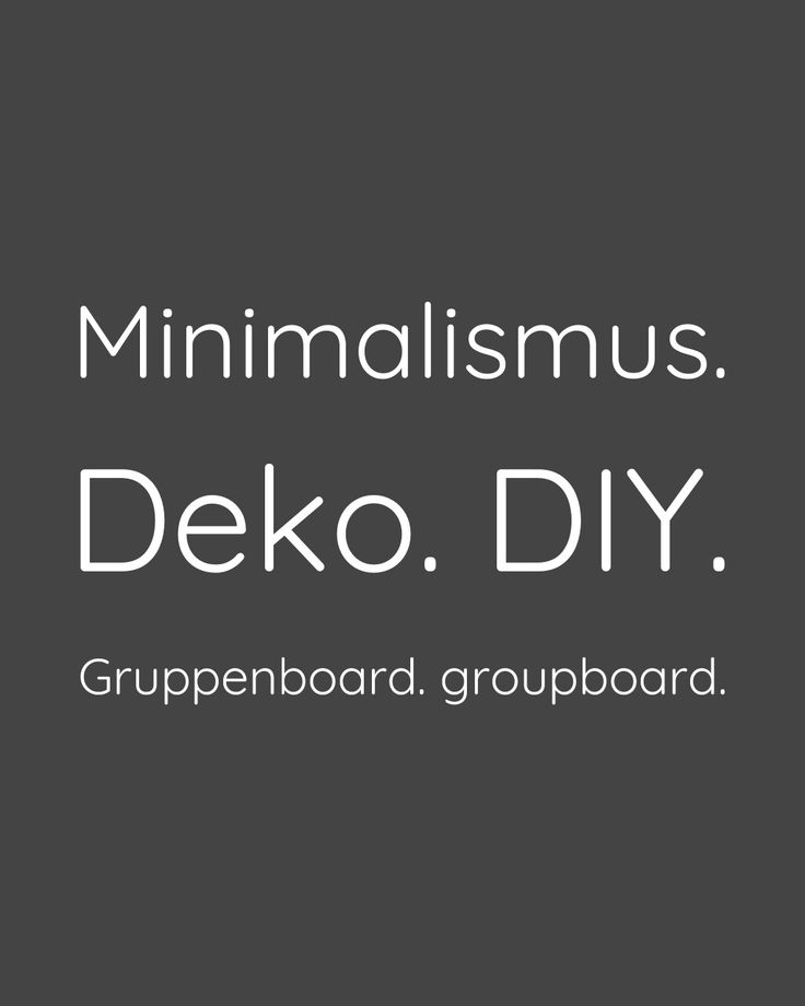 90 best Minimalismus Dekoration DIY images on Pinterest Cooking - einrichtung mit minimalistisch asiatischem design