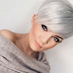 Short Hairstyles Dark Hair 2017 - 1