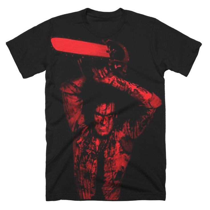 Evil Dead 2 Ash Williams T-Shirt