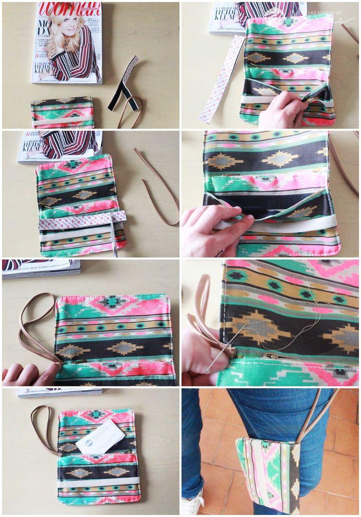 Customiza la cartera que regala Woman este mes - En las manos de Yaras!