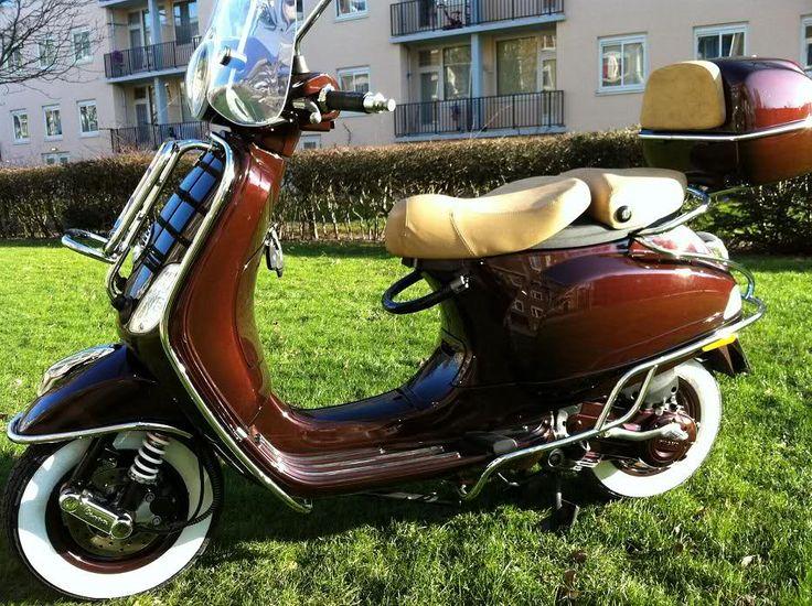 Vespa Lx Touring 02-02-2012