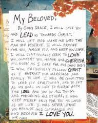 Image Result For Christian Wedding Vows Him
