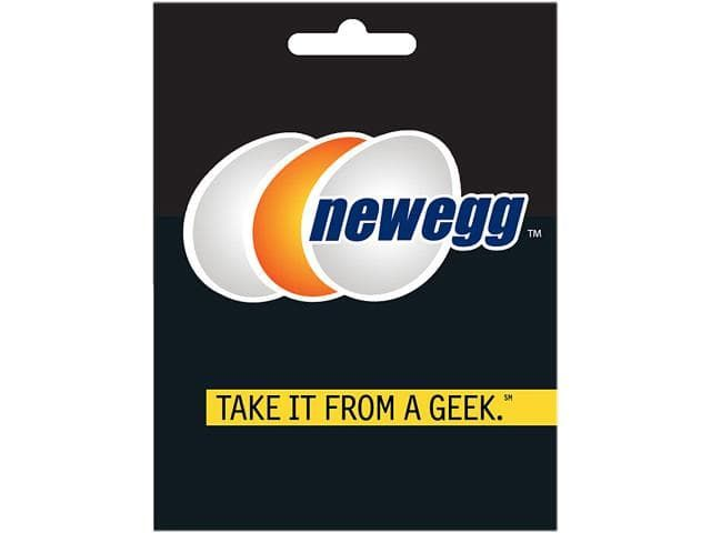 Newegg $25 Gift Card + $5 Newegg Promo Credit Special Offers  FREE GIFT: Newegg Promotional Gift Card    Physical gift card, delivered by mail Never expires and carry no fees. May be used toward the purchase of any available product in Newegg.com's vast...