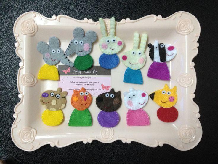 Amigurumi Tutorial Peppa Pig : Toy peppa pig pattern gifts for children toy