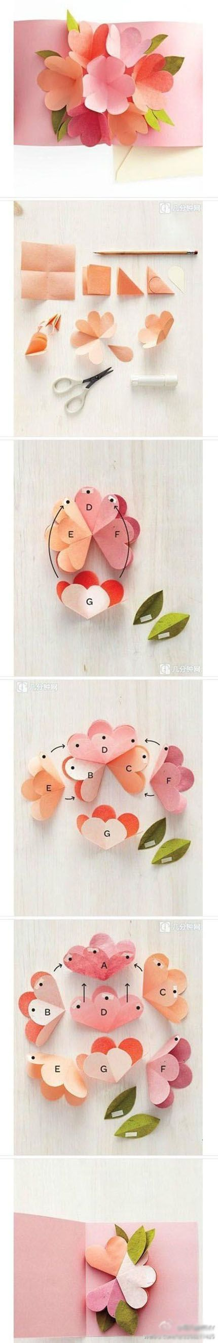 Diy Beautiful Flowers   DIY & Crafts